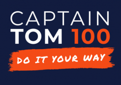 Captain Tom 100 challenge launched