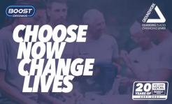 Choose Now Change Lives grant programme