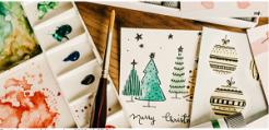 Dear Christmas Friend letter writing scheme