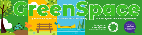 GreenSpace, the Green Social Prescribing Programme for Nottingham and Nottinghamshire