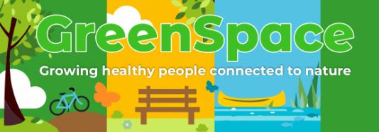GreenSpace green social prescribing banner image