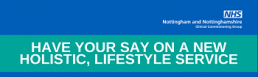 CCG consultation on healthy lifestyle service for children and young people