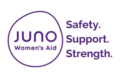 Juno Women's Aid logo