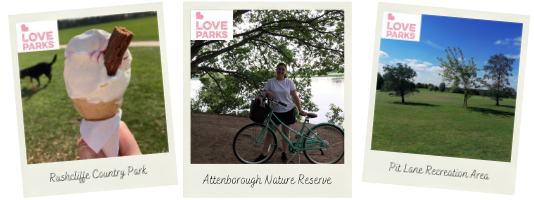 Love Parks Week campaign