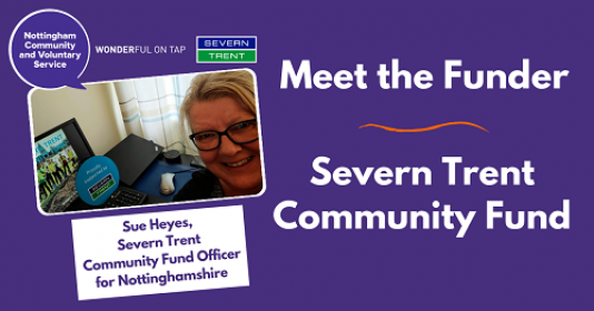 Meet the Funder - Severn Trent Community Fund