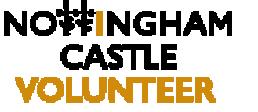 Nottingham Castle Volunteer logo