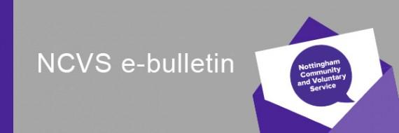 NCVS e-bulletin header