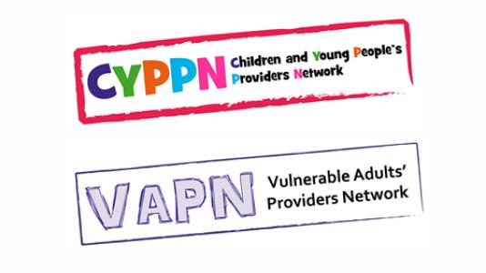 CYPPN & VAPN logos