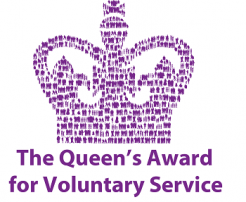 Equation receives Queen's Award for Voluntary Service