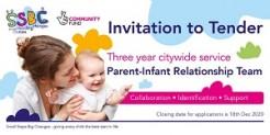 SSBC invitation to tender for Parent-Infant Relationship Team