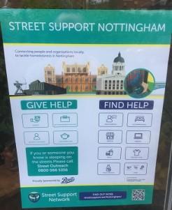 Street Support Nottingham