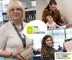 'The Next Chapter' for Nottingham City libraries