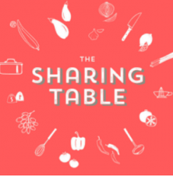 Pre-order Refugee Roots, The Sharing Table recipe book