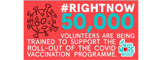 #RightNow campaign