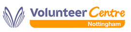 Volunteer Centre Nottingham accredited logo