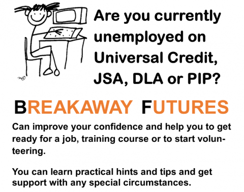 Breakaway Futures programme has funded places available