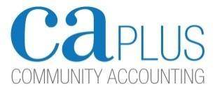 CA Plus logo