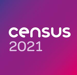 Census 2021 logo