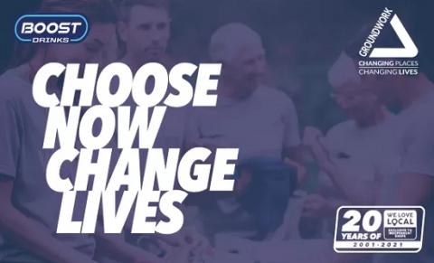 Choose Now Change Lives