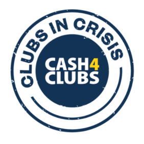 Clubs in Crisis logo