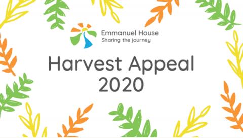 Emmanuel House Harvest Appeal 2020