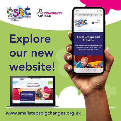 Explore SSBC's new website.