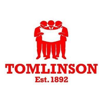 G F Tomlinson logo