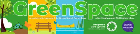 GreenSpace, a partnership approach to green social prescribing