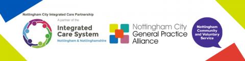 Social Prescribing in Nottingham partner logos