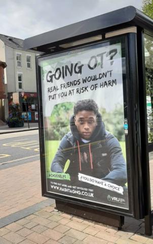 Stop Violence campaign