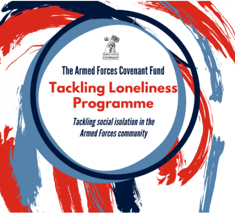 New Tackling Loneliness Programme for the armed forces community