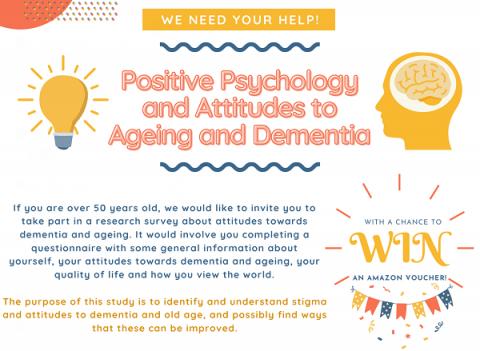 University of Nottingham survey on attitudes towards ageing