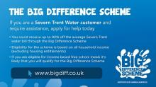 The Big Difference Scheme from Severn Trent Water