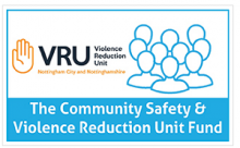 Community Safety and Violence Reduction Unit Fund logo