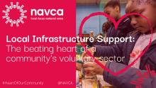 NAVCA #HeartOfOurCommunity campaign