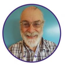 Dave Thomas, NCVS Volunteering Development Officer