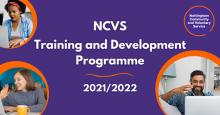NCVS Training and Development Programme 2021-2022