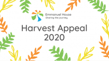 Emmanuel House Harvest Appeal 2020