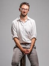 Jonathan Tallant, the new Chair of NCVS