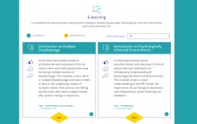 PDU E-learning Package now live