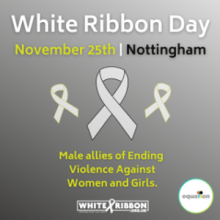 White Ribbon Day 2020