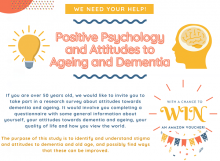 University of Nottingham survey on attitudes towards ageing